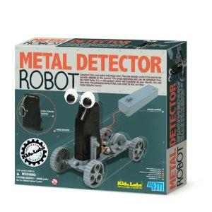 KIDS LAB METAL DETECTOR ROB