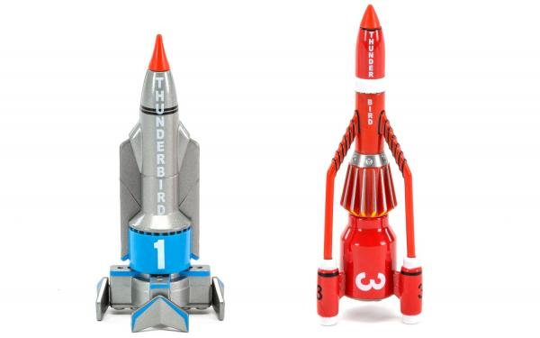 CORGI THUNDERBIRDS 1 AND 3
