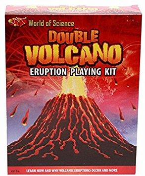WOS DOUBLE VOLCANO KIT
