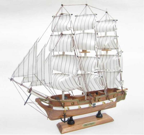 TASMA USS CONSTITUTION WOODEN KIT