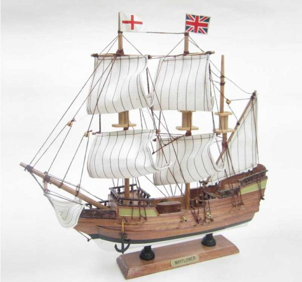 TASMA MAYFLOWER WOODEN KIT