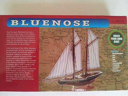 TASMA BLUENOSE WOODEN SHIP KIT