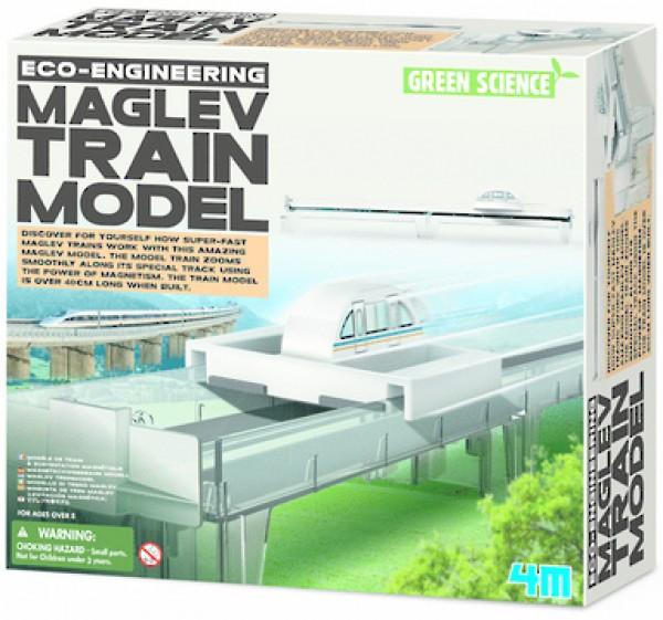 GREEN SCIENCE MAGLEV TRAIN MODEL