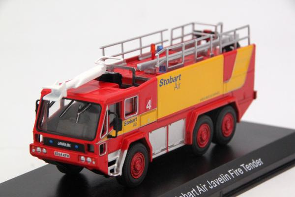 STOBART AIR JAVELIN FIRE TENDER