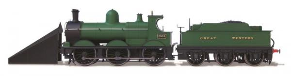 OXFORD RAIL GWR DEAN GOODS 2534
