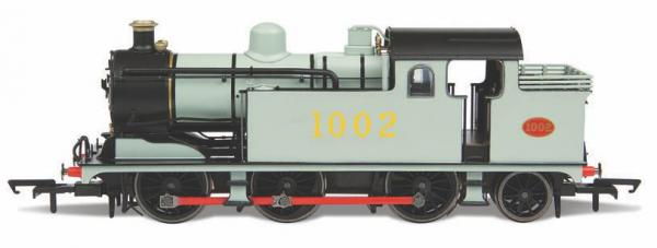 OXFORD RAIL GER K85 (N7) 0-6-2 NO 1002