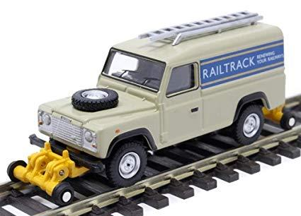OXFORD RAIL RAILTRACK DEFENDER 90