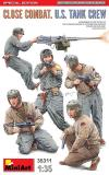 MINIART 1/35 CLOSE COMBAT US TANK CREW