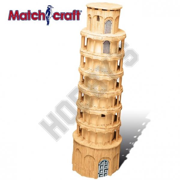 MATCHCRAFT LEANING TOWER OF