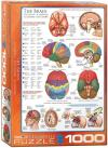 EUROGRAPHICS THE BRAIN 1000PCE PUZZLE