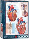 EUROGRAPHICS THE HEART 1000pce PUZZLE