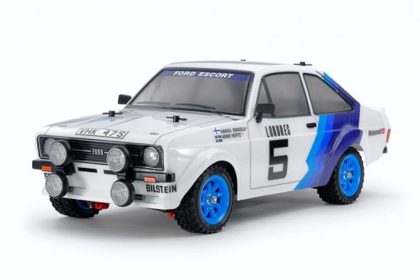 TAMIYA ESCORT MK2 RALLY R/C (MF-01X)