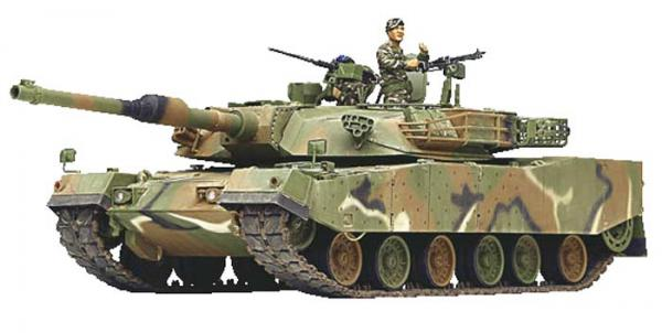 Academy K1 A1 Korean Tank 1 1 35 Military Academy